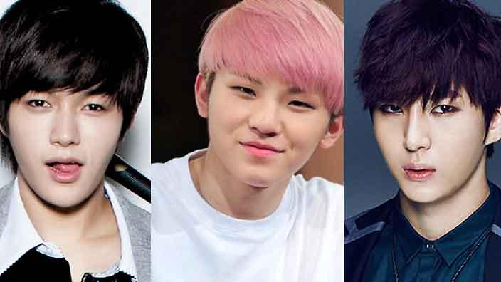 QUIZ - Do you know the real names of your favourite K-pop ...