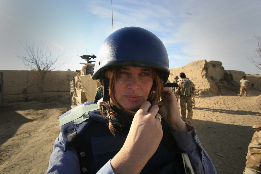 Bearing Witness The Life Of A War Correspondent Sbs Life