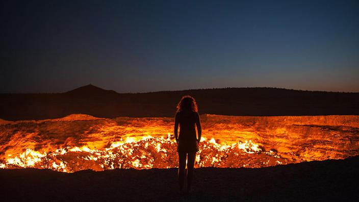 Image result for Door To Hell – Turkmenistan