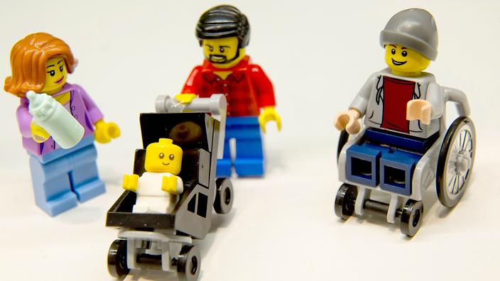 Lego Unveils First Ever Wheelchair Minifigure | SBS Life