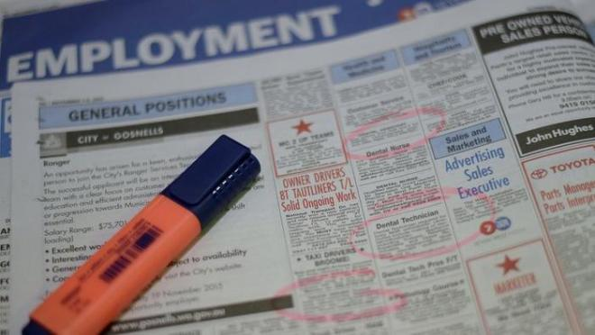 Employment classified