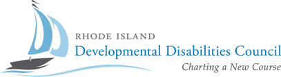 logo for the RI Developmental Disabilities Council