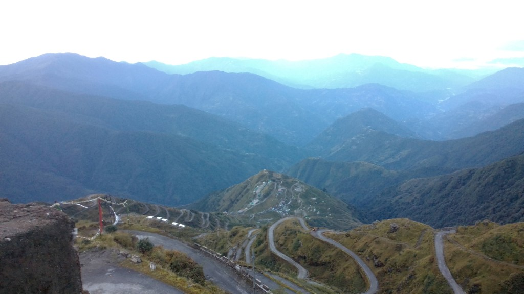 Thambi view point Silkroute