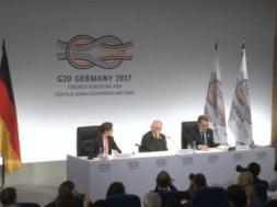 G-20 bớt gay gắt chống chủ nghĩa bảo hộ tại hội nghị Thượng Đỉnh Baden-Baden