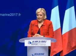 Le Pen tiên đoán Liên Âu sẽ biến mất và chủ nghĩa Toàn Cầu Hoá sẽ bị đánh bại