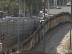 Sắp tới hạn chót bỏ thầu xây bức tường biên giới với Mexico