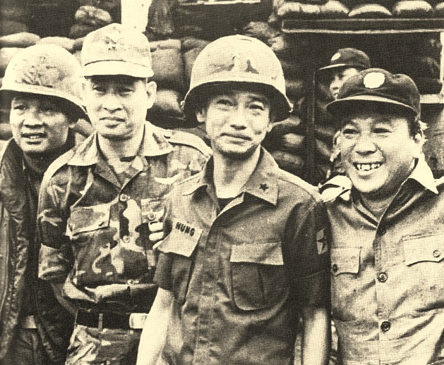 Lá Thư Trần Tình của bà quả phụ Lê Văn Hưng (ký ức 30/04/1975)