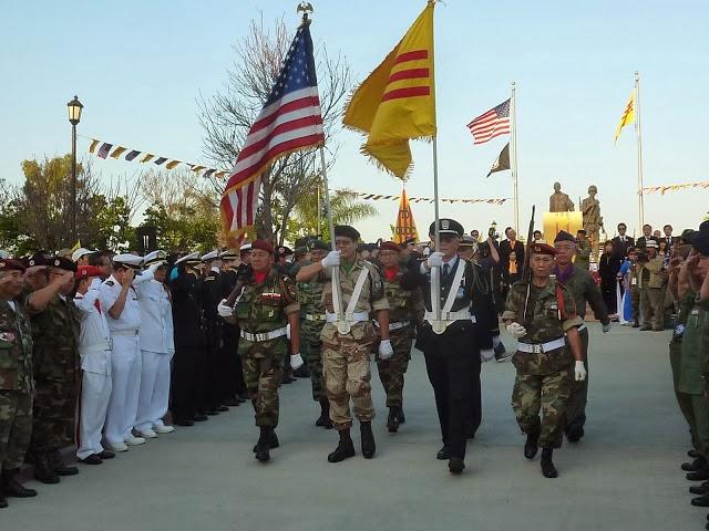 Thượng viện California thông qua nghị quyết vinh danh cựu quân nhân Việt Nam Cộng Hòa