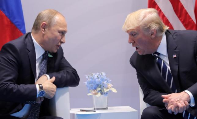 Tổng thống Trump đề nghị lập nhóm chống tin tặc cùng với Nga