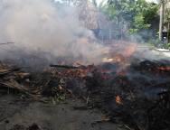 quán thala 2 bốc cháy ( Ngọc Thuỷ)