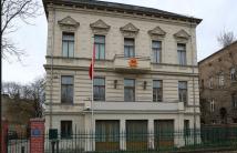 Phòng lãnh sự tại tòa đại sứ Đức ở Hà Nội tạm đóng cửa vì vụ Trịnh Xuân Thanh?