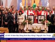 Lễ Giỗ 15 năm Bậc Đáng Kính Đức Hồng Y Nguyễn Văn Thuận