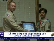 Le Trao Dang Cap Eagle Huong Dao tai Portland
