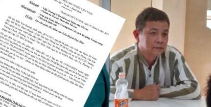 Gia đình ông Trần Huỳnh Duy Thức yêu cầu giảm án theo luật hình sự mới