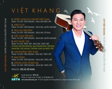 CD Viet Khang Back