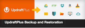 Updraft plus plugin to migrate your website