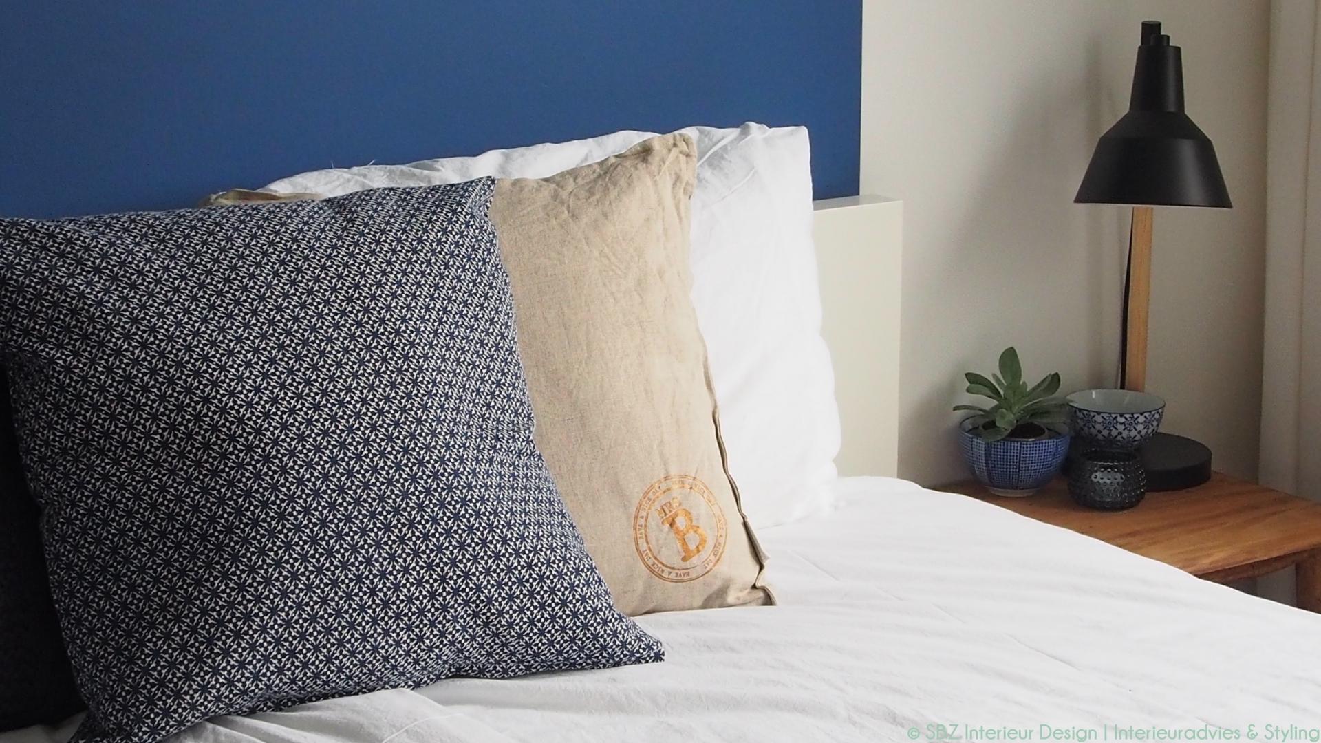 Interieur styling slaapkamer & badkamer - Breukelen • SBZ Interieur ...