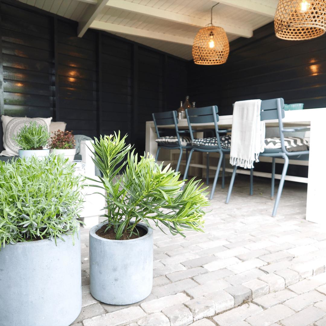 Interieur styling veranda - SBZ Interieur Design