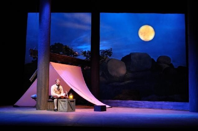 Mfa In Lighting Design Department Of Theatre And Dance