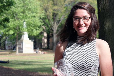 Helping women teach each other to lead - @UofSC ...