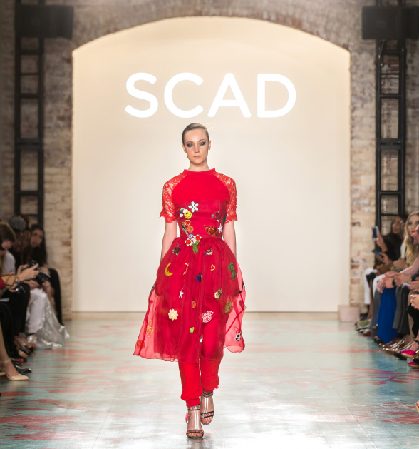 Fashion Degrees   Explore Fashion Degree Programs at SCAD   SCAD edu SCAD fashion show 2015