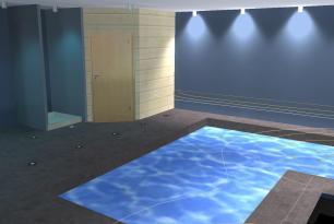 SCAL calcul et rendus 3D simulation en éclairage extérieur et intérieur