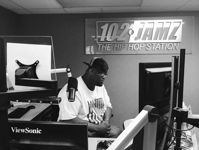The North Carolina hip-hop station that's leading the nation