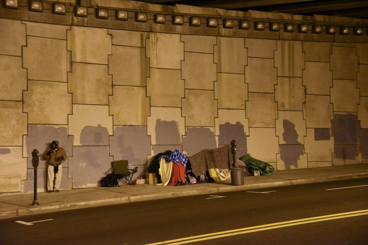Thinning safety nets and the closure of Atlanta's homeless