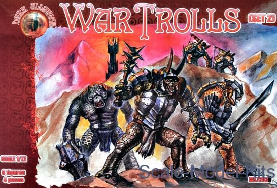 War Trolls, set 2