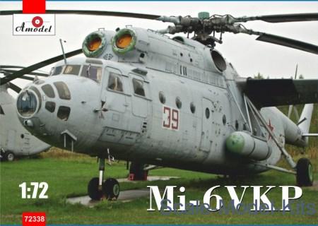 Soviet helicopter Mil Mi-6VKP