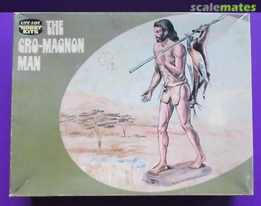 The Cro Magnon Man Life Like Hobby Kits S383