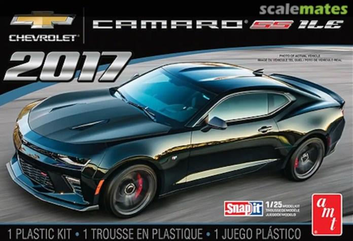 2017 Chevrolet Camaro Ss 1le Amt 1032 2017