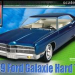 1969 Ford Galaxie Hard Top Amt Ertl 38154 2004