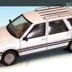 Renault R21 Nevada Gaffe 8609