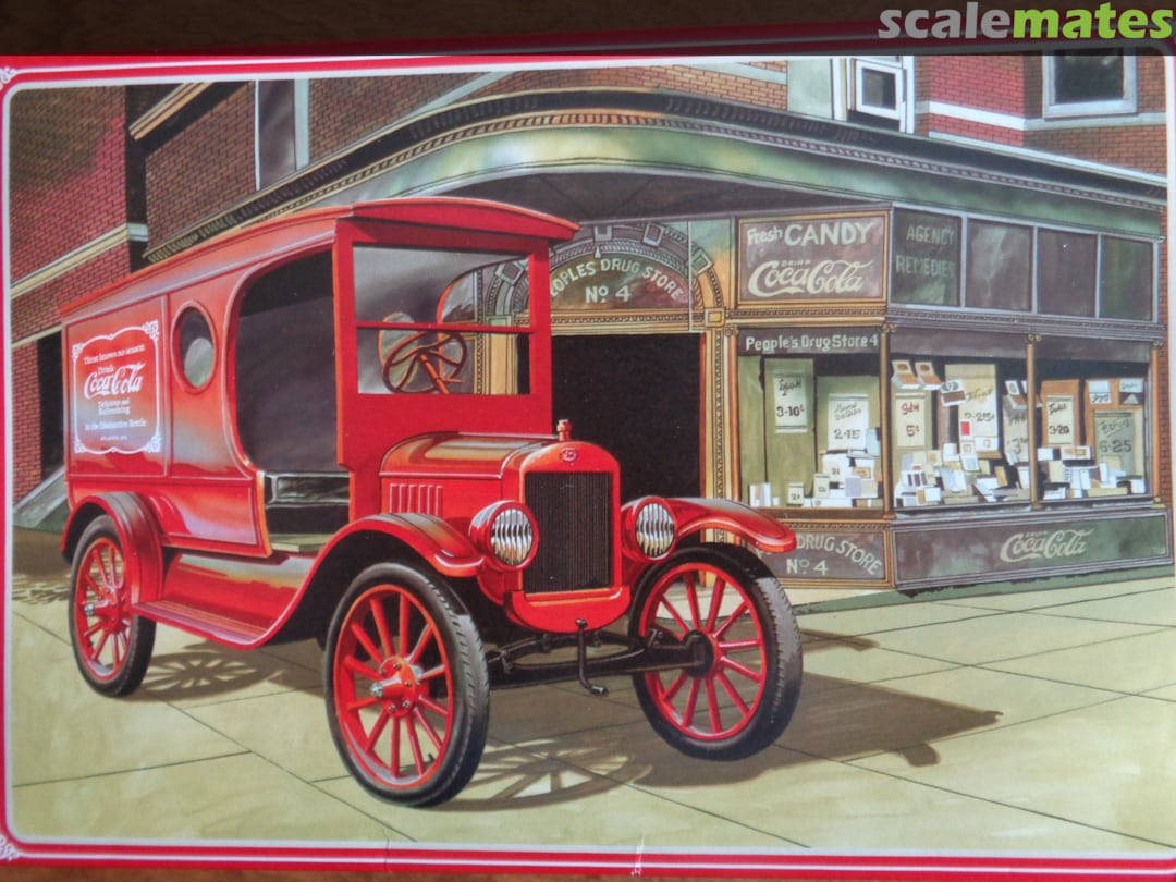 1923 Ford Model T Delivery Coca Cola Amt 1024 2016