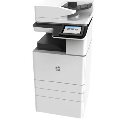 HP Color LaserJet Managed MFP E87650dn Image