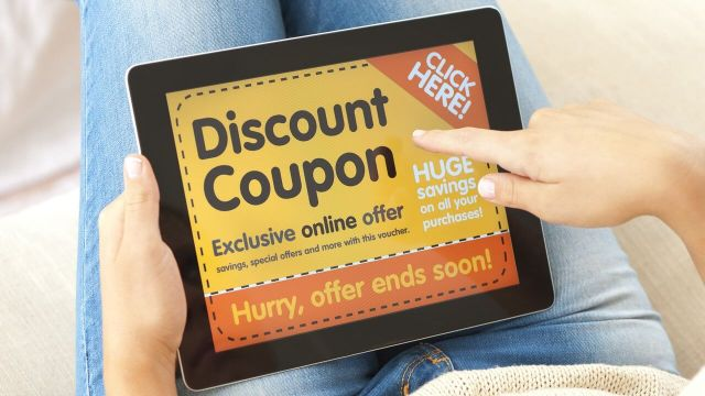 Increase Affiliate Marketing Sales - Promote discount codes and offers