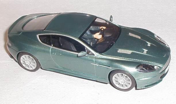 Scalextric C3089 Aston Martin DBS