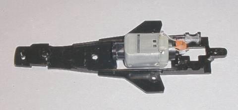 Lotus 77 with the Mabuchi motor