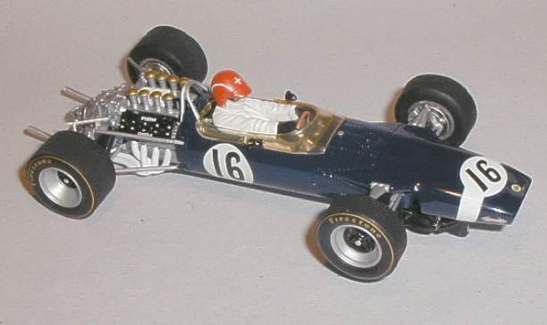 Digital Conversion C3092 Lotus 49