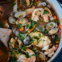 30 minute seafood stew
