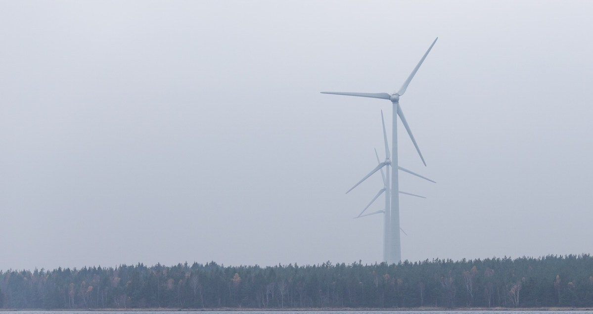 """Five Stories: """"Right now, wind power is a viable climate solution for the U.S. and the world"""""""