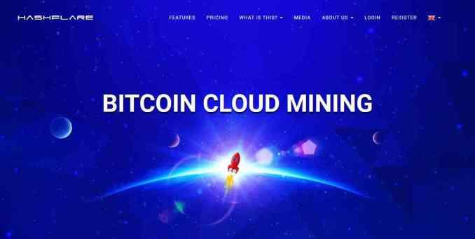 hashflare.io - Bitcoin Cloud Mining
