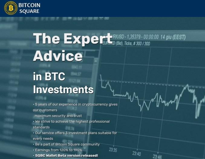 Bitcoinsquare.pw - Scam Review