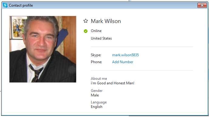 Mark Wilson SCR
