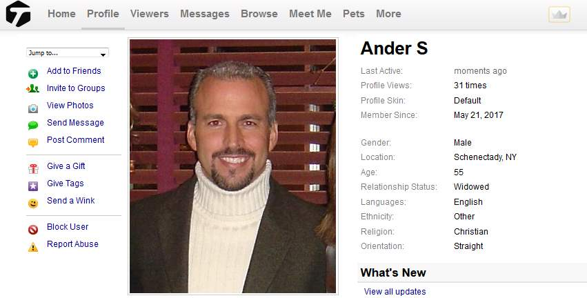 Congrats-your-busted-13: Romance Scam/Loan Scam: Ander Smith