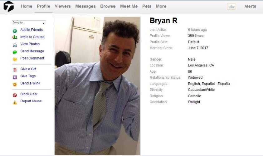 Congrats-your-busted-26: Romance Scam/Loan Scam: BRYAN RAMSEY (South Africa)