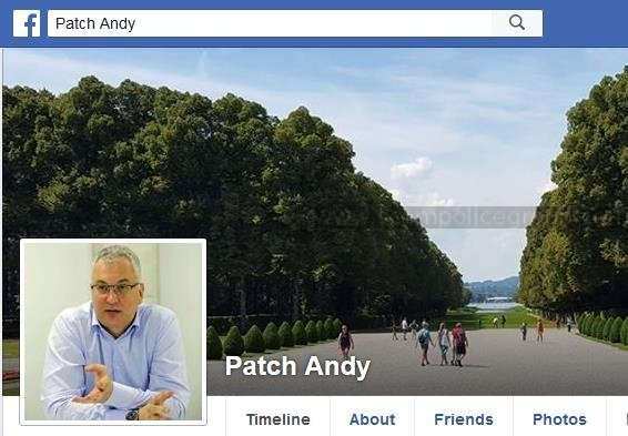 Congrats-your-busted 118: Romance Scam/Advance Fee Fraud: PATCH ANDY/ DAVE DAWES (Ghana)