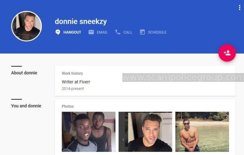 Donnie Sneekzy