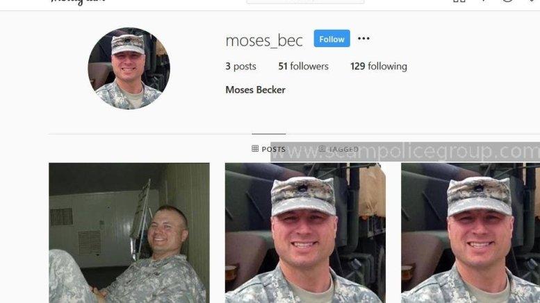 Army scammers photos us Stolen Photos